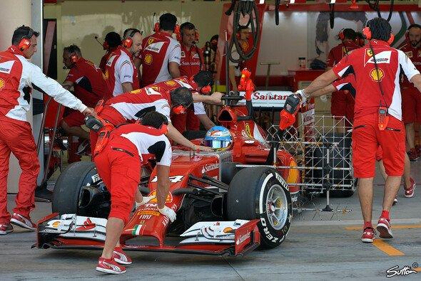 Mario Andretti macht sich Sorgen über Ferrari