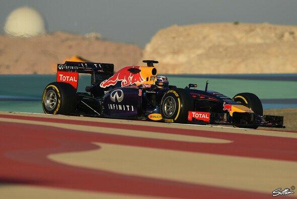 Testfahrten in Bahrain sind eine teure Angelegenheit