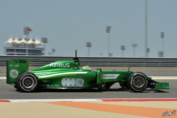 Marcus Ericsson übernahm am 2. Bahrain-Testtag für Robin Frijns