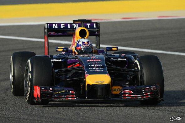 Ricciardo startete mit Verspätung in den Tag