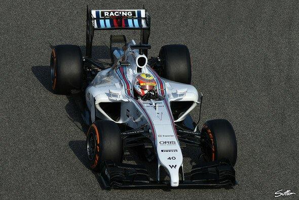Williams erhofft sich in China deutliche Verbesserungen