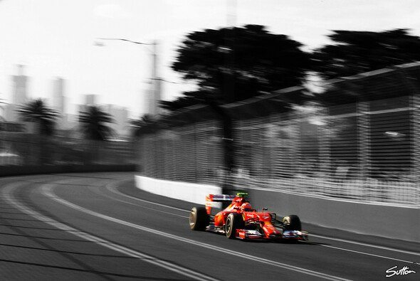 Malago sieht für Ferrari schwarz