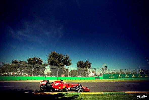 Ferrari hat eine schwierige Aufgabe vor sich