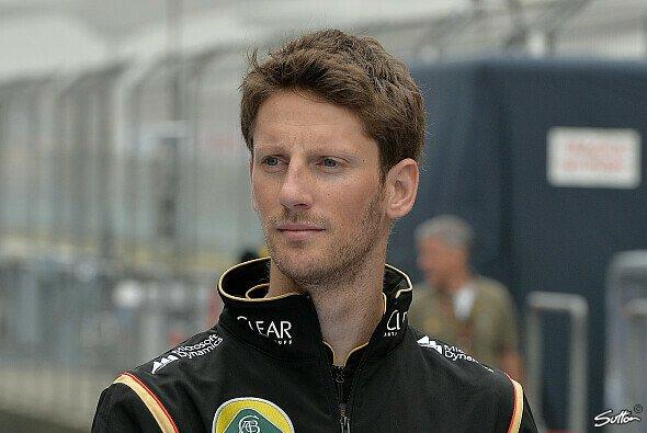 Romain Grosjean hat die Hoffnung nicht aufgegeben