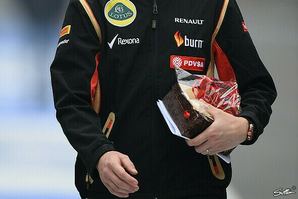 Happy Birthday, Romain Grosjean - Foto: Sutton