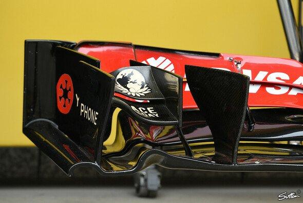 Für Barcelona sind zahlreiche aerodynamische Updates geplant
