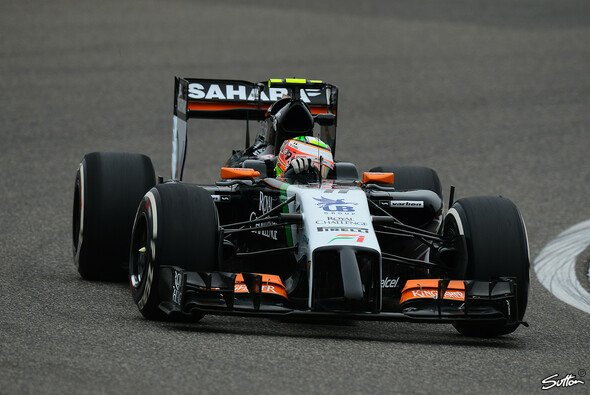 Was kann der Force India in Spanien leisten? - Foto: Sutton