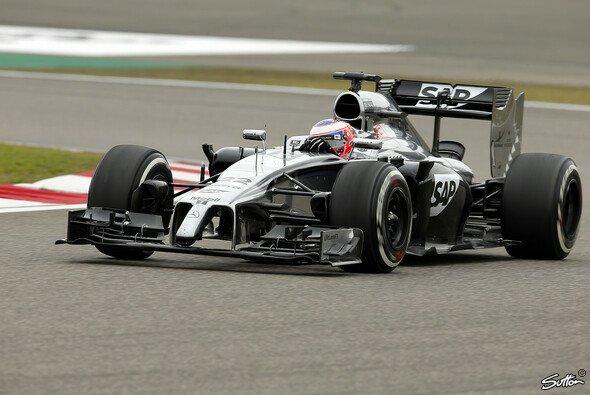 Bei McLaren gibt es nur noch eine Richtung: nach vorne