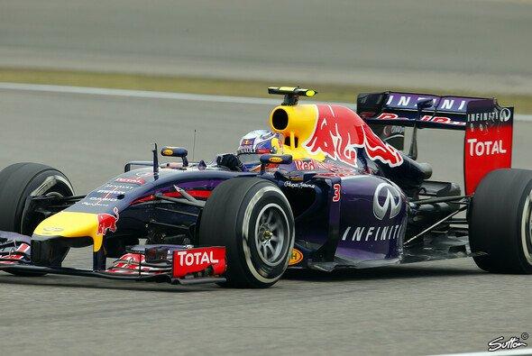 Ricciardo machte eine gute Figur