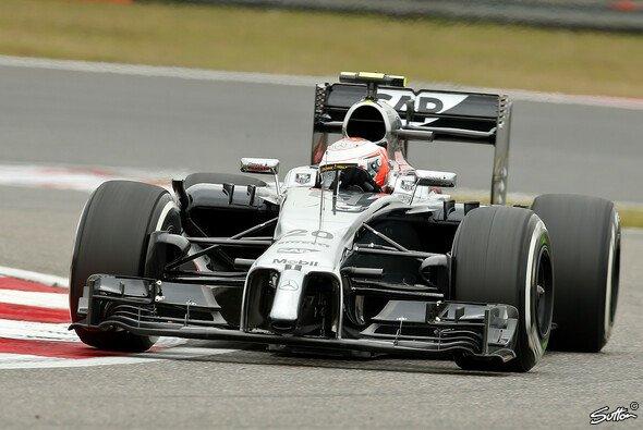 Der McLaren ist zu langsam