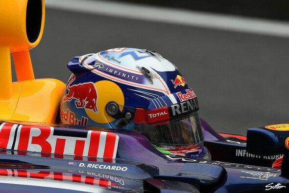 Bestzeit für Daniel Ricciardo