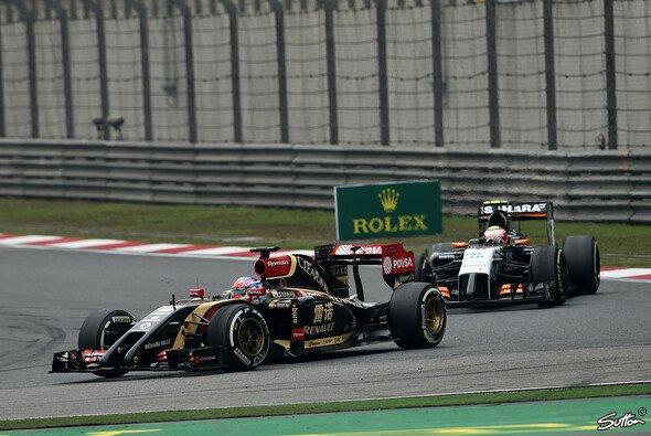 Romain Grosjean wartet in dieser Saison weiter auf die ersten Punkte