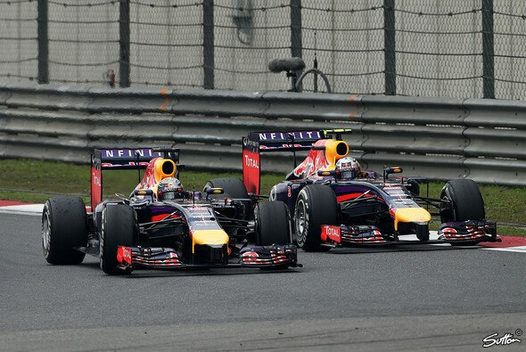 In China kam es bei Red Bull erneut zu Teamorder - Foto: Sutton