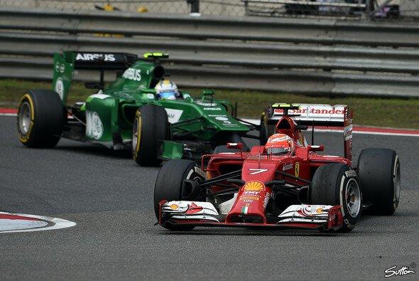 Ecclestone will grün gegen rot tauschen