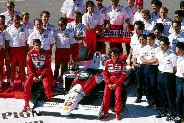McLaren und Honda haben eine Tradition zu wahren