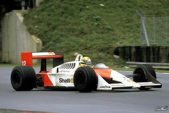 McLarens klassische Auto-Sammlung könnte für Kredite herhalten müssen - Foto: Sutton