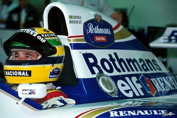 Senna wollte von Williams zu Ferrari wechseln