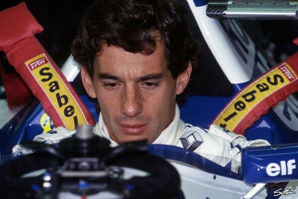 Senna gilt bis heute als der größte Rennfahrer aller Zeiten