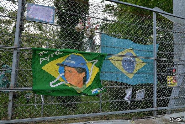 Ayrton Senna verstarb am 1. Mai 1994 beim San Marino GP in Imola