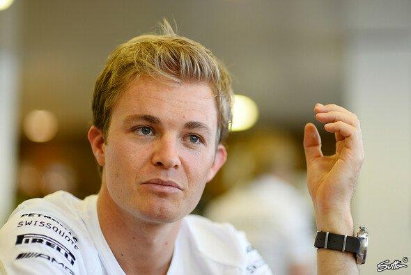 Rosberg will noch nicht an den Titel denken