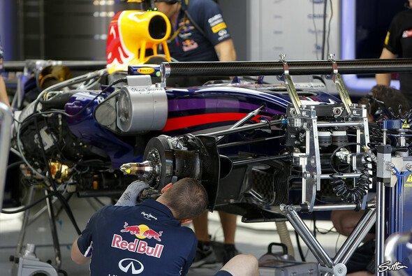 Bislang konnte Red Bull keinen Defekt am Chassis feststellen