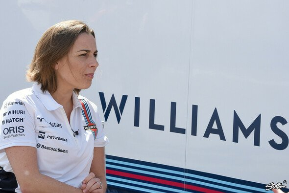 Claire Williams leitet die Geschicke des Teams - Foto: Sutton