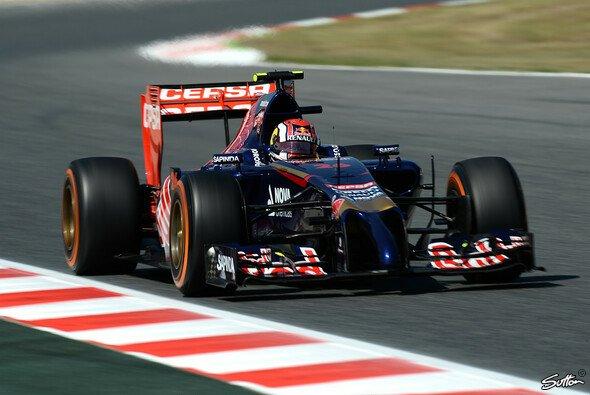 Toro Rosso erlebte einen zufriedenstellenden Freitag