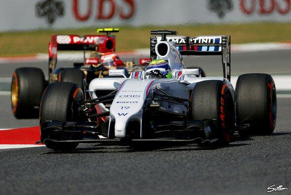 Williams will sich Ferrari schnappen