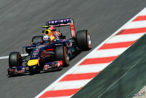 Bekommt Daniel Ricciardo bald volle Leistung?