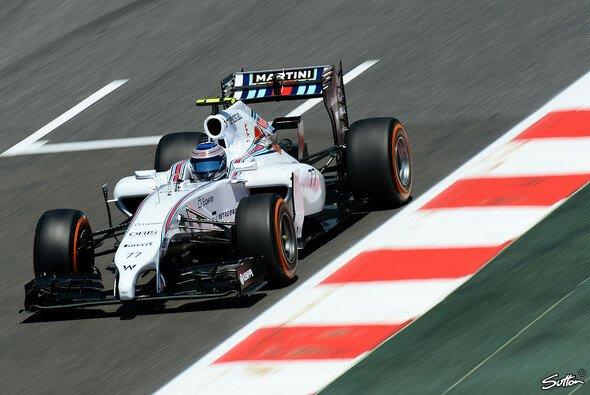 Williams erzielte im Training in Barcelona einige Verbesserungen