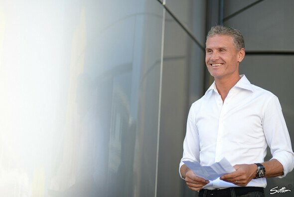 Coulthard bestritt sein letztes Rennen für Red Bull 2008 - Foto: Sutton