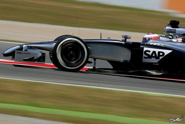 Jenson Button ist zuversichtlich