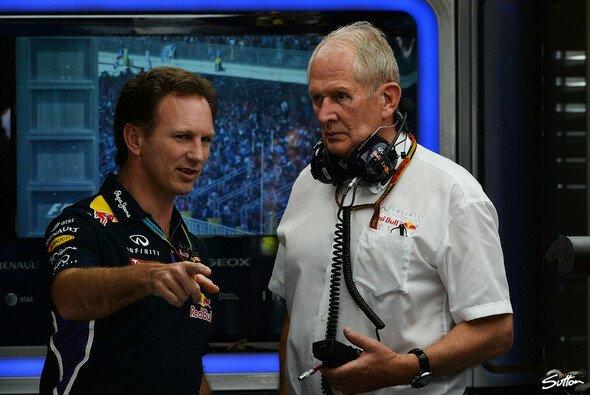 Christian Horner glaubt weiterhin an Sebastian Vettel