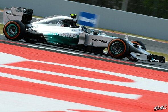 Nico Rosberg musste sich im Stallduell erneut geschlagen geben