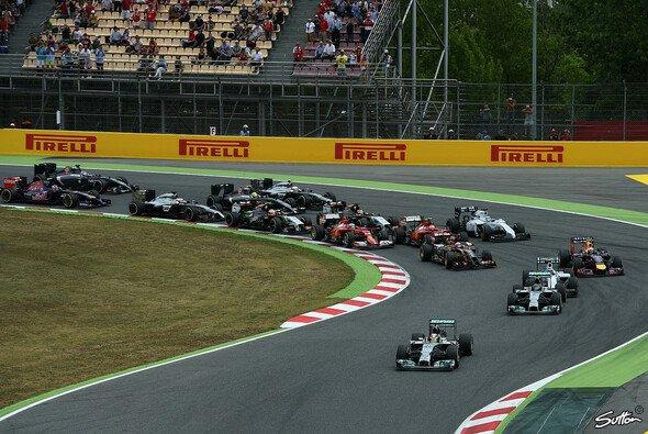 Vierter Sieg für Lewis Hamilton in dieser Saison
