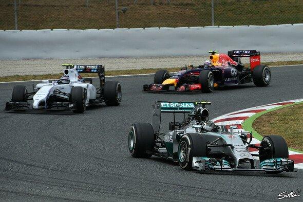 Nico Rosberg ist seine WM-Führung vorerst los