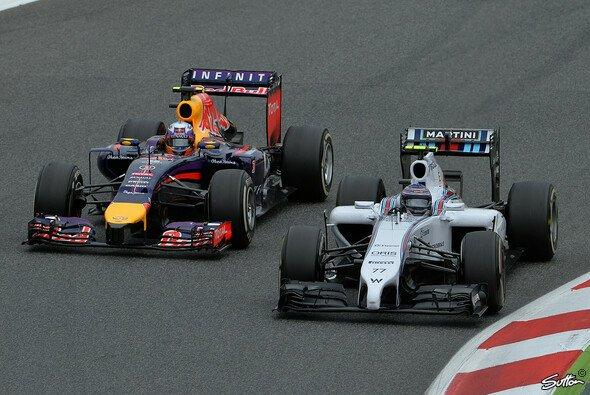 Daniel Ricciardo und Valtteri Bottas mischen die Formel 1 auf