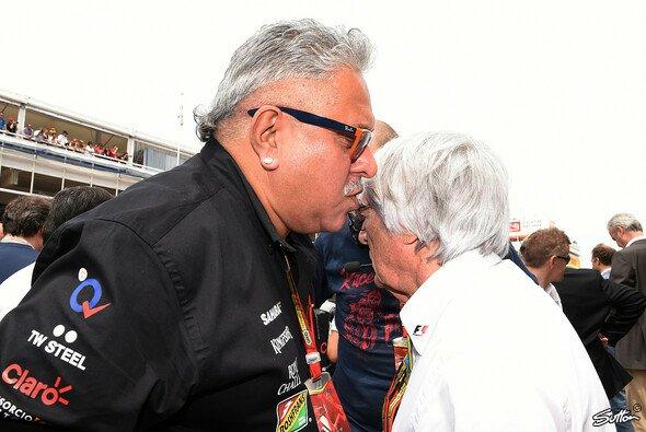 Vijay Mallya hofft in Monaco auf ein weiteres gutes Abschneiden seines Teams