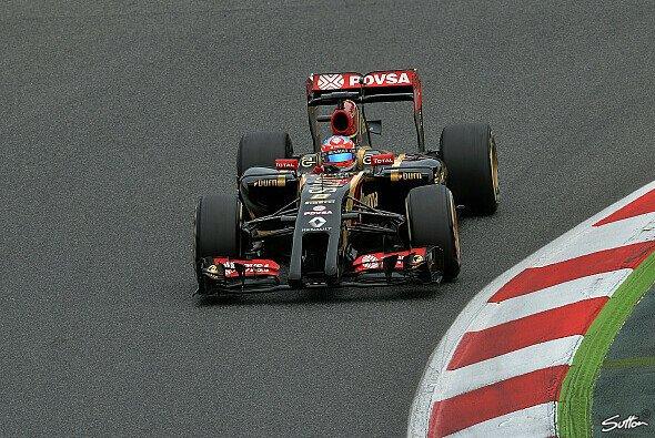 Nach Platz acht in Spanien will Romain Grosjean auch in Monaco in die Punkte fahren