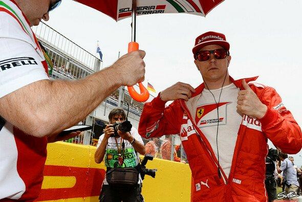 Kimi Räikkönen hat in diesen Tagen so einiges auf dem Zettel