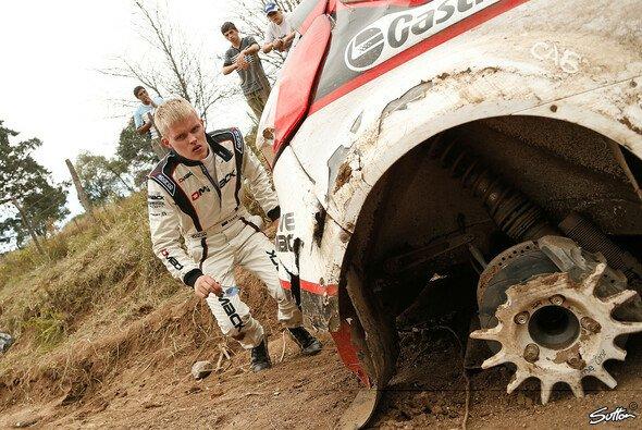 Die Rallye Argentinien sorgte in der Vergangenheit für Ausfälle in Serie - Foto: Sutton