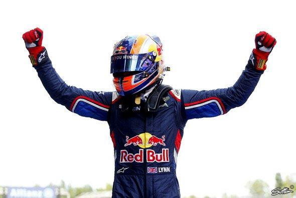Zweiter Saisonsieg für Alex Lynn im dritten Rennen der GP3-Saison 2014