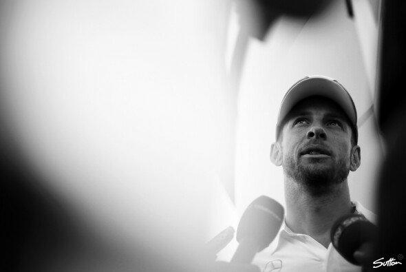 Button hat keine Angst wegen seiner F1-Zukunft