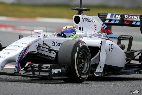Felipe Massa will wieder in die Punkte