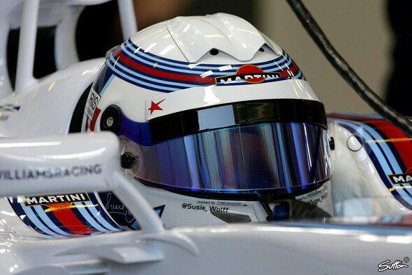 Susie Wolff fuhr bis 2012 für Mercedes in der DTM