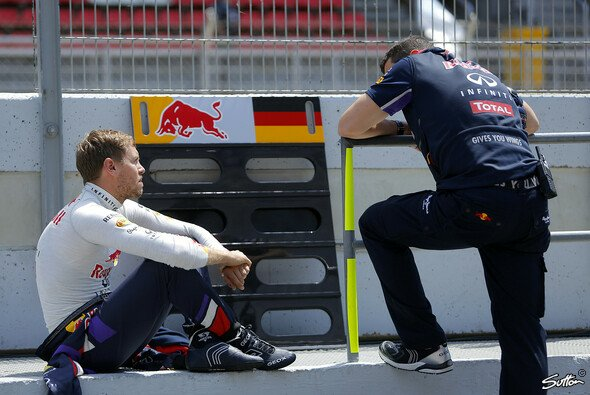 Überlegen, aber nicht so überlegen: Vettel im letzten Jahr