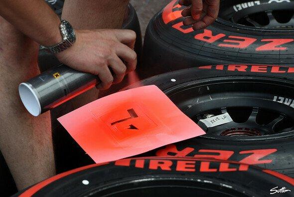 Der superweiche Reifen kommt in Hockenheim erstmals zum Einsatz