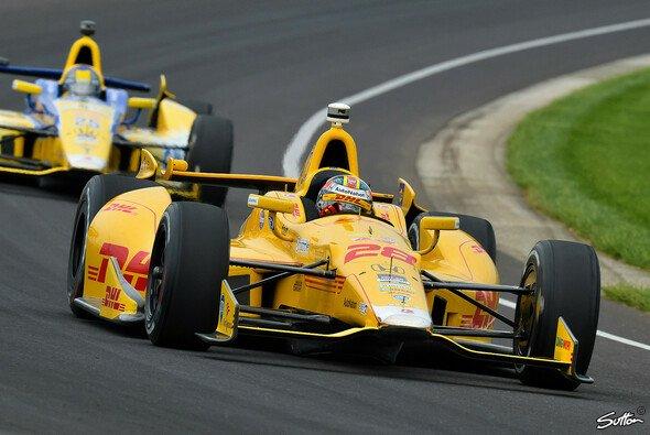 Ryan Hunter-Reay gewann zum ersten Mal in Indianapolis