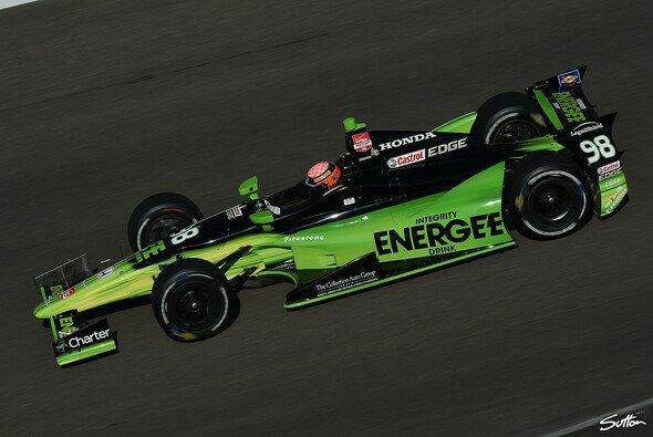 Jack Hawksworth bestreitet seine erste Saison in der IndyCar