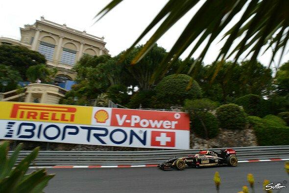 Es geht los: Formel 1 in Monaco